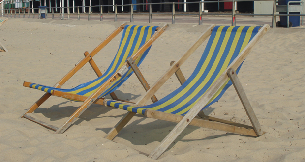 Beach Furniture Hire At Bournemouth And Poole Beaches
