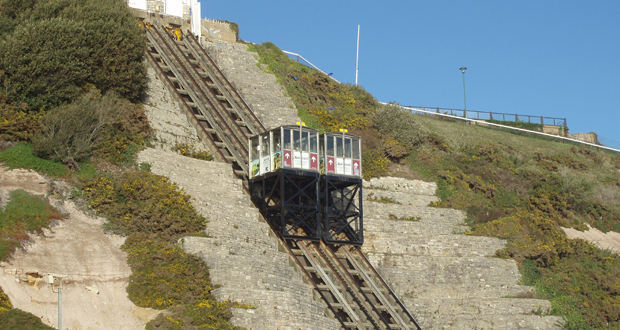 Cliff Lifts West Cliff Bournemouth
