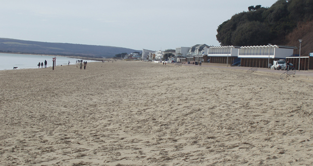 Flaghead Chine Beach