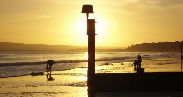 Durley Chine Beach