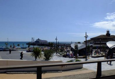 Bournemouth Pier Approach