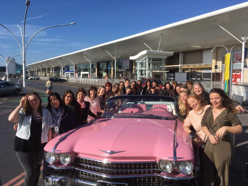 Pink-Ladies-at-Castlepoint