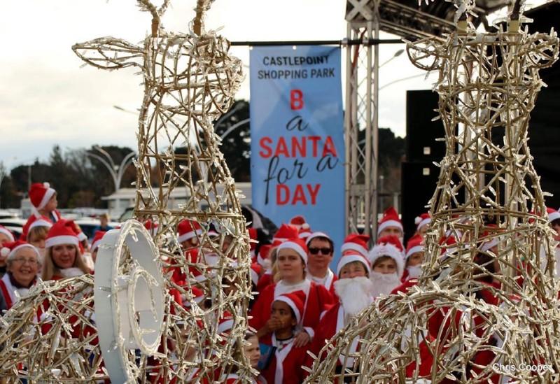 Santa-Event-at-Castlepoint