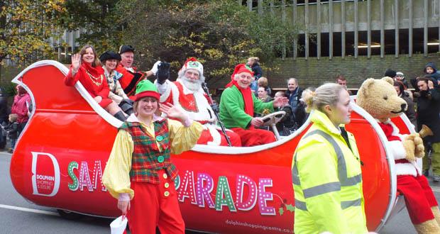 Santa-Parade-Poole-2