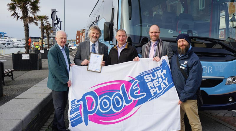 Poole Coach Friendly Status