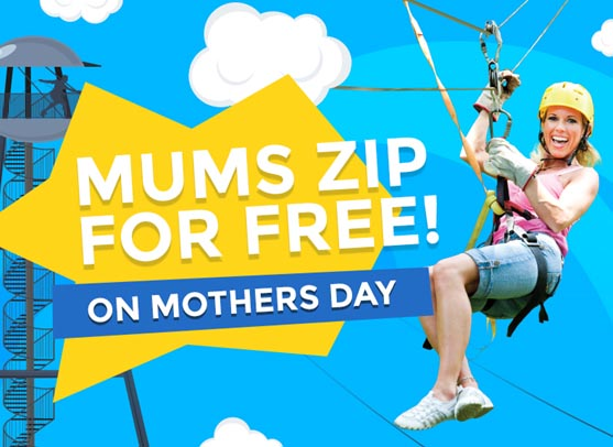 Mothers-Day-Zip-Wire
