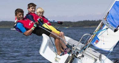 Dinghy Sailing Rockley Watersports