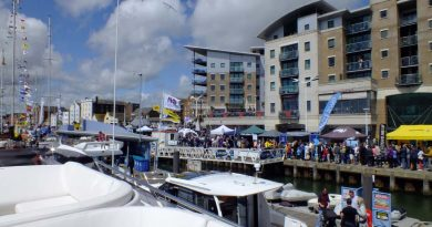 Boat Show Poole