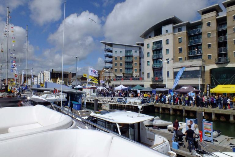Boat Show Poole 768x512
