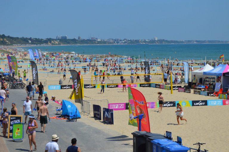 Sandbanks Beach Volleyball Festival 768x511