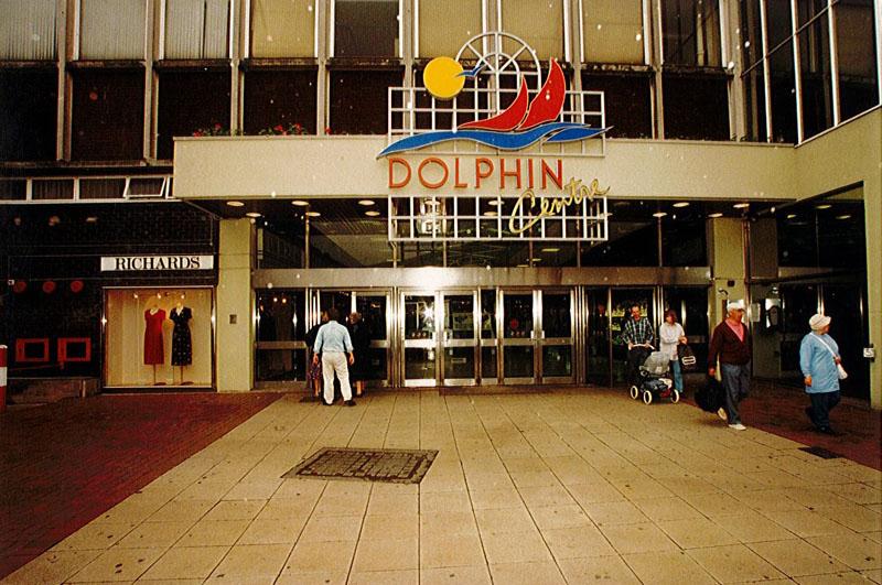 Dolphin Shopping Centre 1996
