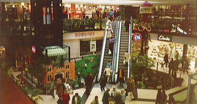 Easter 1993 Dolphin Shopping Centre Poole