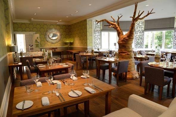 Restaurant Green House Hotel