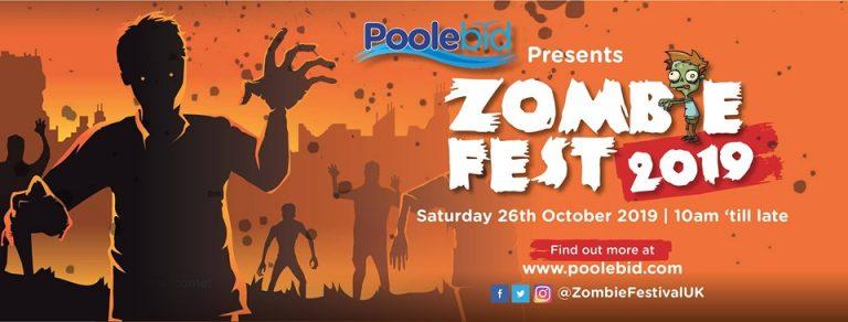 Poole Zombie Festival 2019 768x292