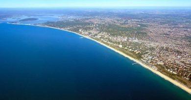 Aerial view - Credit BCP Tourism