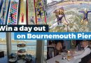 Win a VIP day out on Bournemouth Pier worth over £200!
