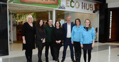 Dolphin Shopping Centre names chosen charities for 2020