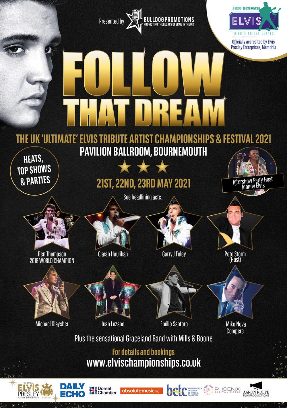 Follow That Dream Elvis Tribute