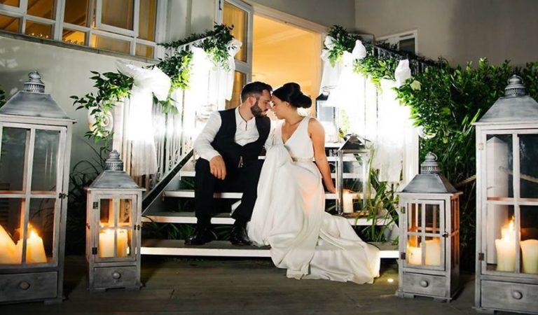 Wedding Christchurch Harbour Hotel 768x450