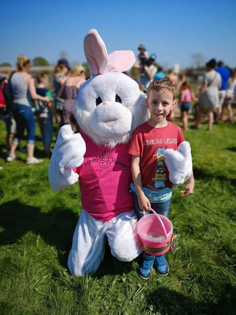 Easter Bunny Egg Hunt 768x1024