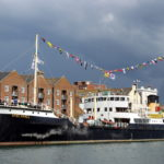 Steamship Shieldhall To Bring History Alive at The Poole Harbour Boat Show 2020