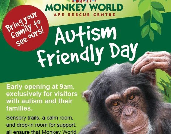 Autism Friendly Day Monkey World