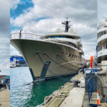 The Port of Poole Helps with Lay-by Provisions of Super Yachts