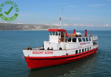 City Cruises Poole – Back out on the water!