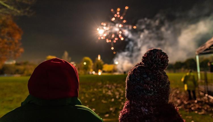 Littledown Fireworks