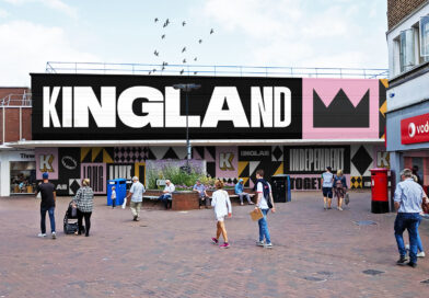 KINGLAND has arrived! Poole's new shopping district is set to rejuvenate the town centre, as L&G announces its latest retailers on Kingland Crescent