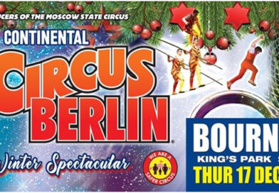 Continental Circus Berlin offer free seats to NHS Staff & Care Workers for Bournemouth Christmas Show!