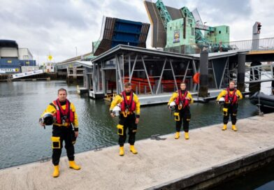 RNLI lifesavers from Poole to feature in new series of popular TV documentary Saving Lives at Sea