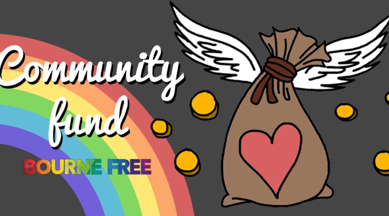 community fund Bourne free