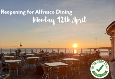 Key West Bar & Restaurant on Bournemouth Pier Reopening for Alfresco Dining