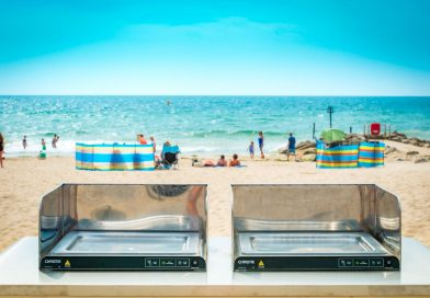 New electric BBQs begin installation on Bournemouth and Poole Seafront