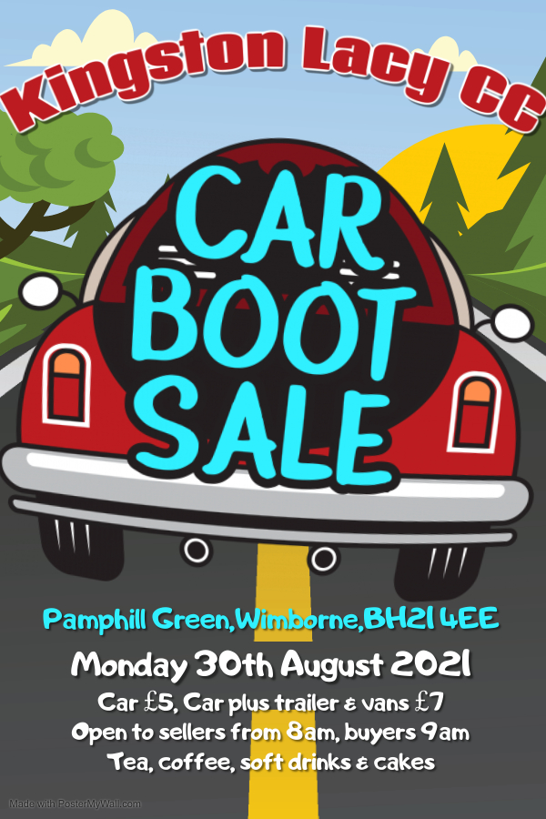 Car Boot Sale Flyer Template Made with PosterMyWall