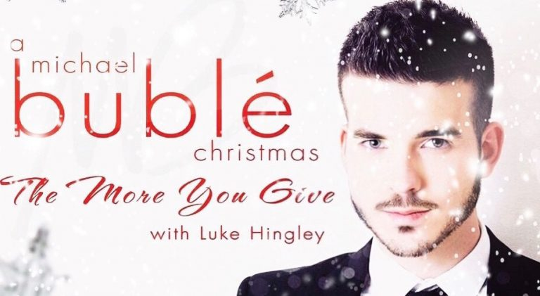 Christmas with Buble event image 768x421