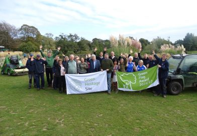 23 Keep Britain Tidy Green Flag Awards for Outstanding Parks and Open Spaces